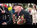 Крым Ветеран ВОВ я встал на колени и сказал Боже мой, я в России ! Спасибо вам !