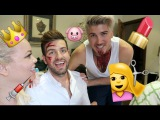 JOEY + DANIEL GIVE ME A MAKEOVER!
