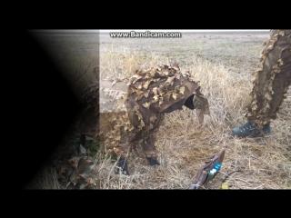 ВЕСЕННЯЯ ОХОТА НА ГУСЯ в Волгоградской области