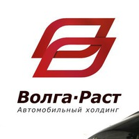 Логотип Волга-Раст