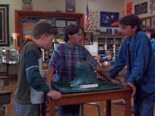 Маленькая большая лига / little big league (1994) (комедия, семейный)