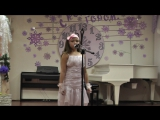"ВАСИЛИСА ЗЮКОВА. ""Детские желания"", концерт 20.12.16 ДШИ"
