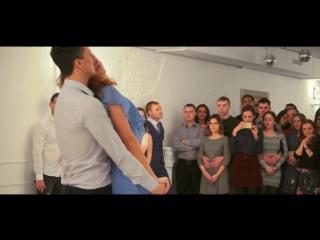 Современный Классический свадебный танец / Лина и Артем / John Legend - All of me