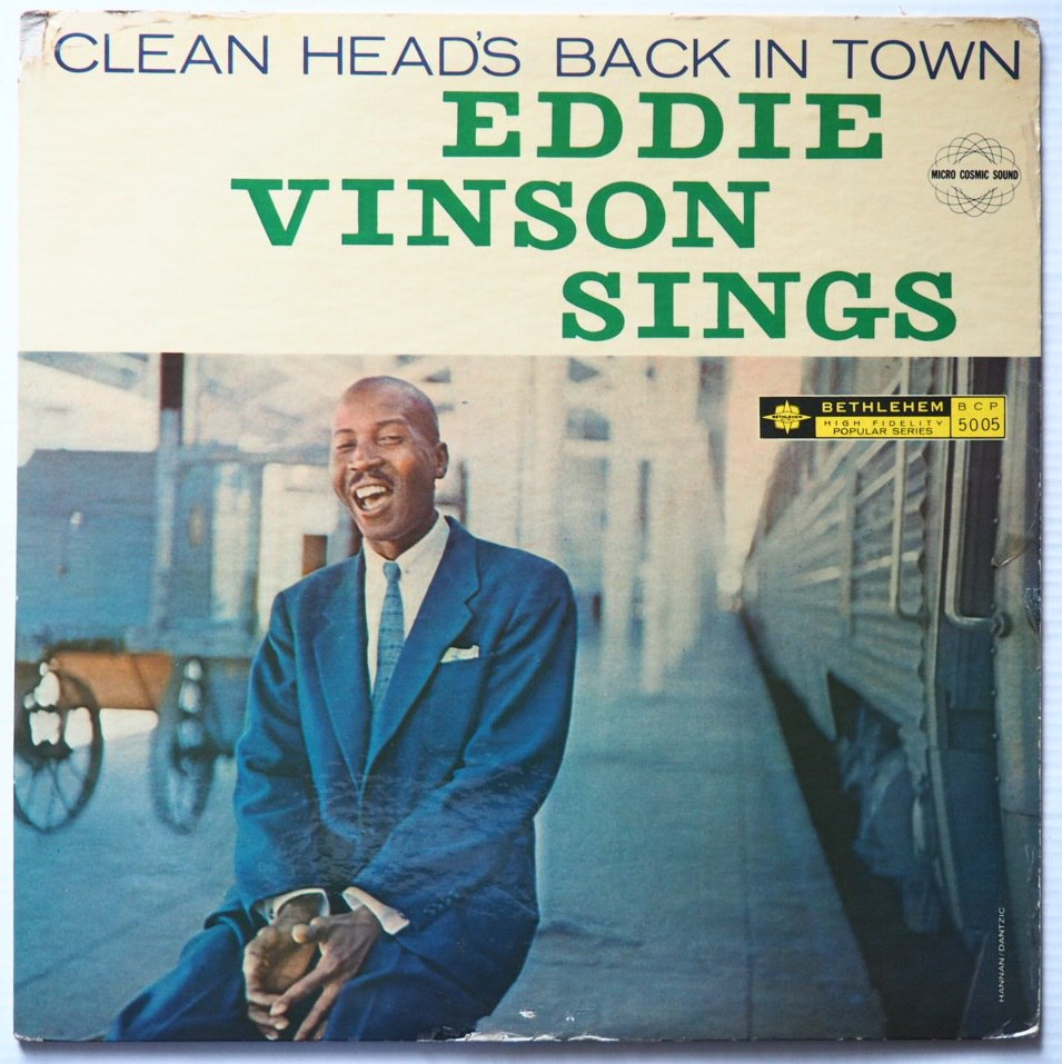 eddie vinson - cleanhead's back in town