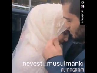 Прощание невесты с братом.