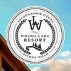 Woods Lake Resort   Загородный отель