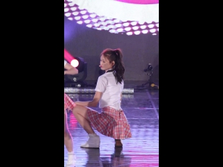 [직캠 FanCam] 160516 I.O.I(아이오아이) 게릴라콘서트 -엉덩이 #도연 by Athrun