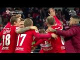 Спартак - Амкар 1-0 Денис Глушаков и #MannequinChallenge 20.11.2016