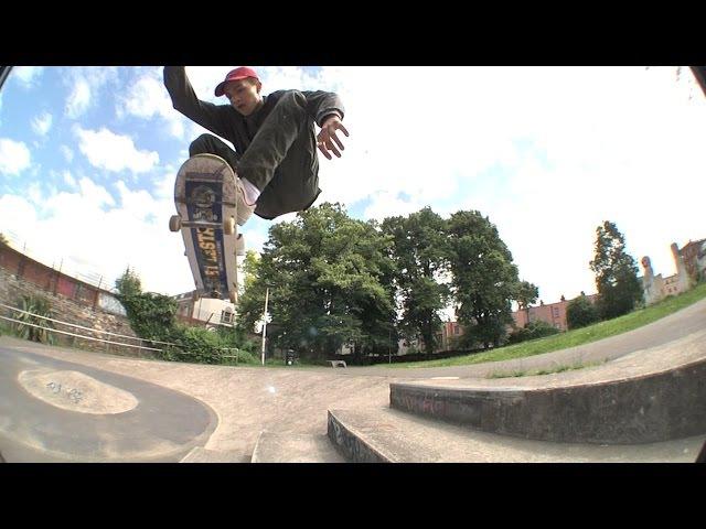 Primitive Skate x Get Lesta Video