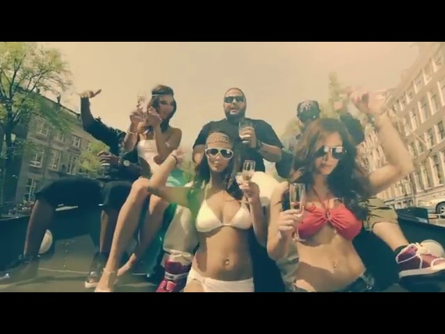 Belly Snoop Dogg - I Drink I Smoke (Official Music Video 20.04.2012)