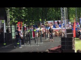 1 место - Payam Hasannezhad (Иран/Iran) - 1 выход SWFWC 2016