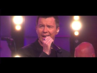 Rick Astley - Never Gonna Give You Up - RTL LATE NIGHT