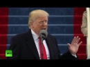 Inaugural speech of the 45th President of the US Donald J. Trump (FULL)