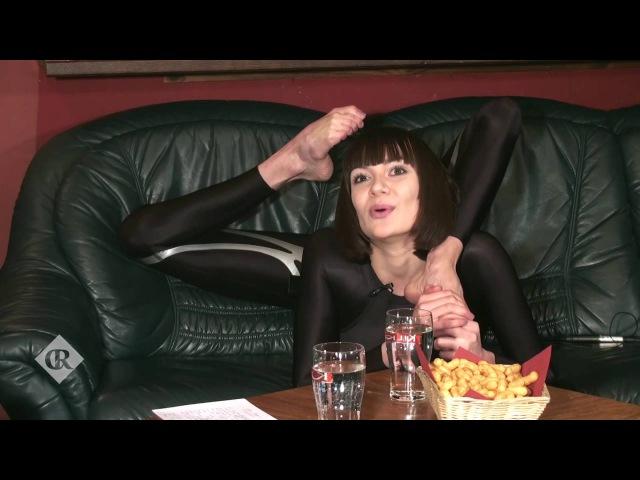 Corina Ries Die Talkshow mit Alina Ruppel alias Eliza