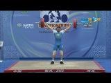 2016 Asian Championships Weightlifting 85kg Men