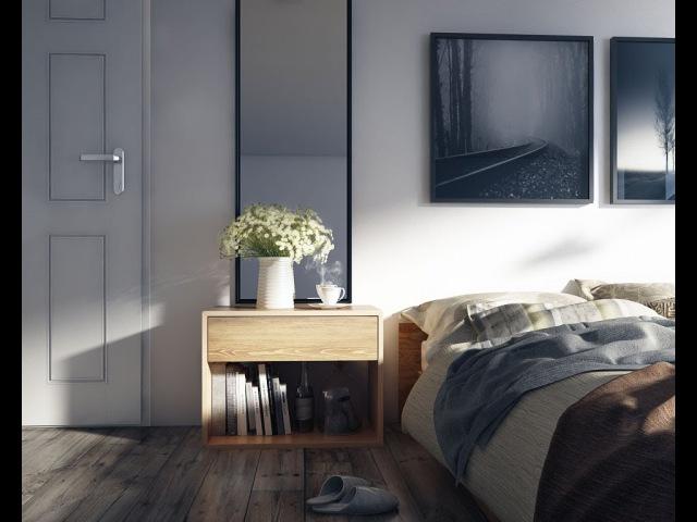 Post Production - Một ví dụ cơ bản về photoshop hậu kỳ dành cho nội thất