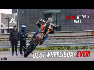 BEST WHEELIE DAY EVER | Älvängen Wheelie Meet 2016 [NTK EDIT]