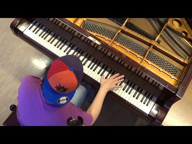Alan Walker - Faded Force Spectre - piano cover acoustic unplugged by LIVE DJ FLO