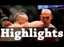 Robert Lawler vs Rory MacDonald Highlights   Робби Лоулер - Рори Макдональд лучшие моменты