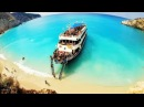 PORTO KATSIKI the best beach in Greece,Lefkada, summer 2015 GoPro Hero