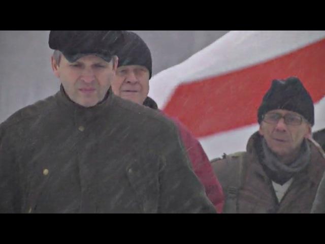 Дзяды могуць аднавіць гістарычную памяць беларусаў | Белорусы вспоминают жертв коммунизма
