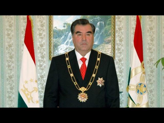 Эмамалі Рахмон атрымаў тытул «заснавальніка незалежнага Таджыкістану» Свет | Эмомали Рахмон Белсат