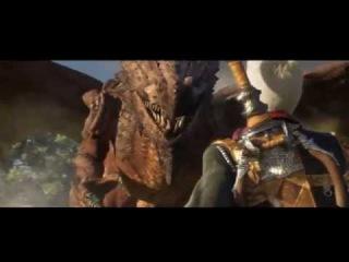 Трейлер к игре Scalebound Эксклюзив