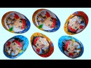 Джейк и пираты Нетландии яйца игрушки Jake and the Never Land Pirates surprise eggs toys unboxing
