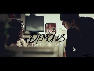 「 Psycho Multimales ✘ Kdrama Mix || Demons 」