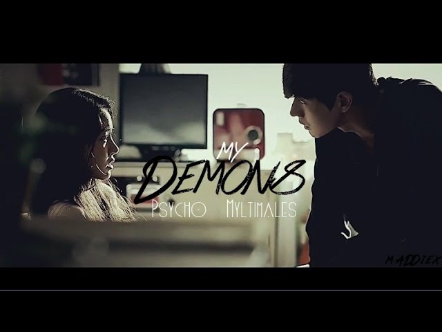 「 Psycho Multimales ✘ Kdrama Mix || Demons 」