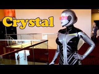 Crystal (EDI) Full Interview: Comic-Con 2015