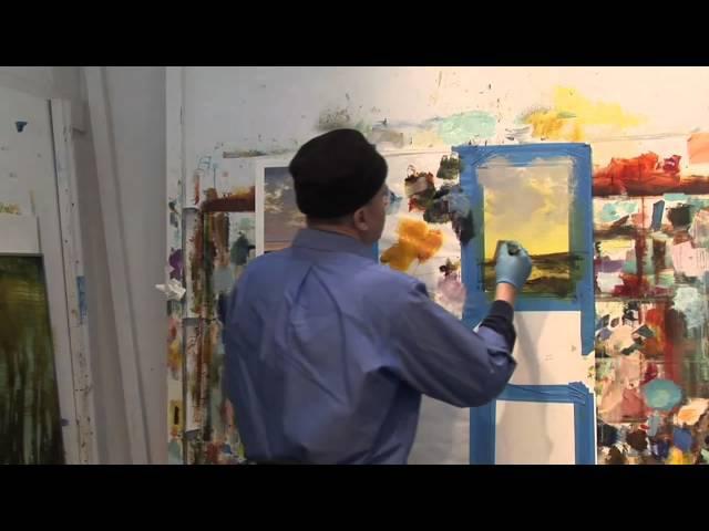 David Dunlop Ten Minute Oil Sketch Master