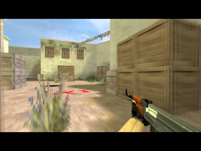 Kostya S. -4 AK-47 @de_tuskan