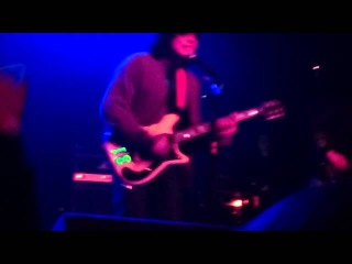 Frnk Iero andthe Cellabration - Tragician live