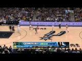 NBA 2016.04.10. GS Warriors vs SA Spurs -2 ч