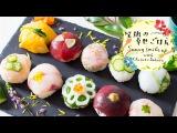 簡単なのに豪華に見える!手まり寿司♪ | Temari Sushi : 笑顔の幸せごはん-sunny smile up- with chisato