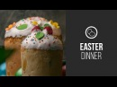 Kulich Traditional Orthodox Easter Cake Around the World Easter Dinner Gastrolab