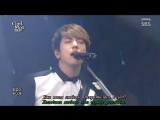 CNBLUE - Cold love, русские субтитры [rus sub, karaoke]