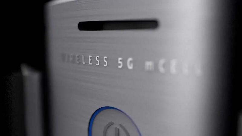 Наша станция mCel 5G