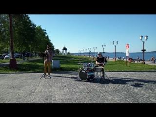 SAXoDRUM - Зима-Холода (А. Губин cover)