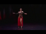 Artemis Bellydance Art in Suzanne Dellal Theater in Tel Aviv-Israel on January 2 1