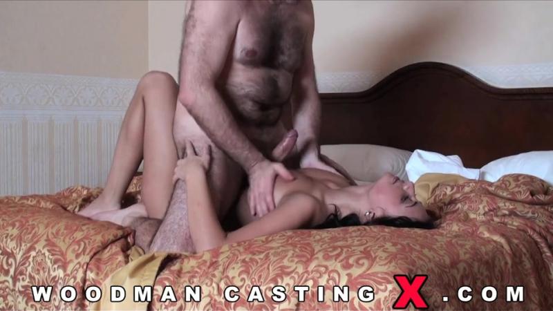 P O R N T I M E Woodman Casting X Lola