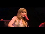 Taylor Swift (ft. Paula Fernandes) - Long Live (Live in Rio, 2012)