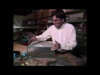 Altair 8800 -- древнейший персональный компьютер в истории человечества, декабрь 1974 :