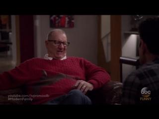 Американская семейка / Modern Family - 8 сезон 9 серия Промо Snow Ball (HD) Christmas Episode