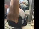 Трессовое наращивание волос Дарьи Пынзарь из Дом-2