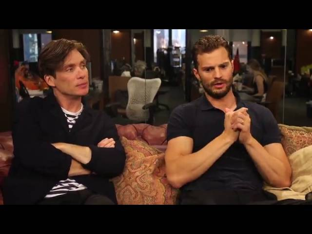 HUFF POST INTERVIEW WITH JAMIE DORNAN, CILLIAN MURPHY AND DIRECTOR SEAN ELLIS: ANTHROPOID