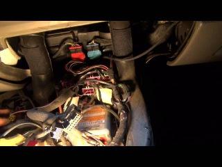 Wymiana nagrzewnicy Audi A6 C4