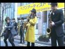 Englishman in New York / (Street Jazz Sax Ensemble)HIBI★Chazz-Kin SHIBUYA 2009