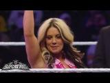 Kaitlyn vs. Tamina Snuka WWE Superstars, Oct. 11, 2013